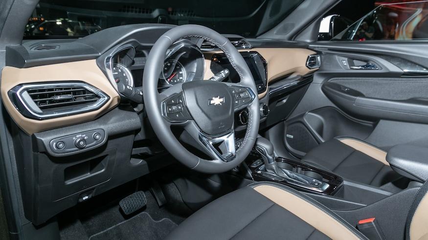 2021 Chevrolet Trailblazer Interior Photos | 2021 Chevy ...