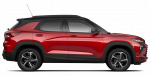 2021 Chevy Trailblazer RS Side